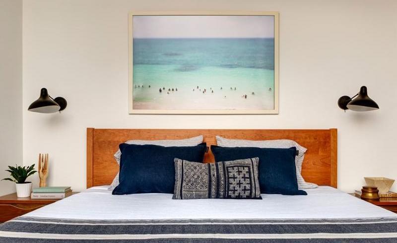 Soluție pentru oaspeți: dormitorul la cutie