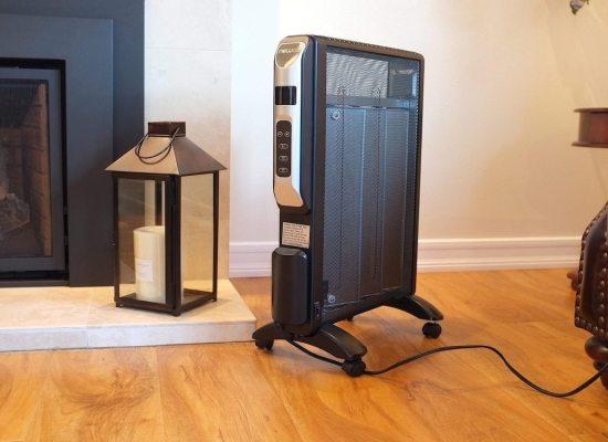 Soluții de încălzit suplimentare pentrucamera de oaspeți