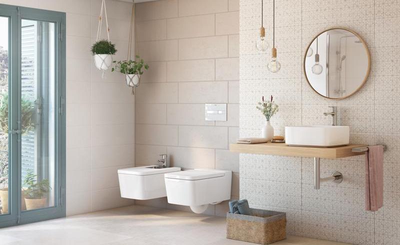 Noutăți de la Roca: colecția Inspira, o soluție versatilă și practică pentru orice baie și trend