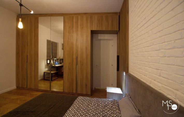 Miso Architects amenajare apartament 2 camere - dormitor (15)