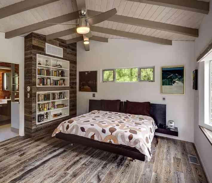 ascunde unitatea interioara de aer conditionat dormitor 2