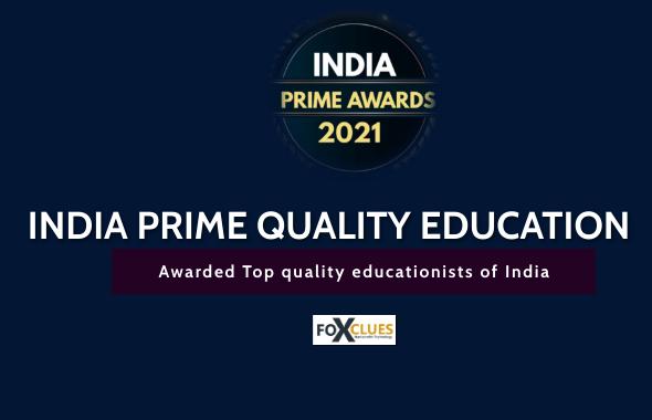 India Prime Quality Education Awards
