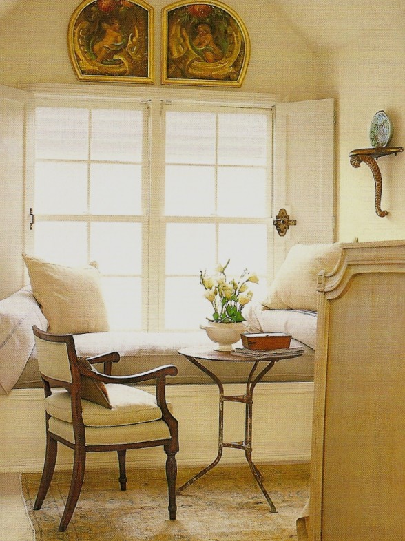 Cushion Indoor Bench Spotlats