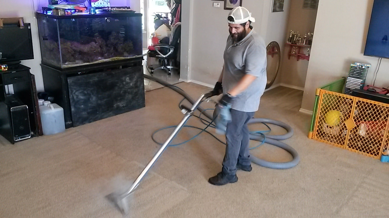Powerwand Cleaning Spotless Carpet Cleaning