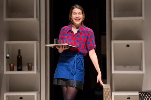 Ashley Austin Morris (Waitress), The Way of the World, 2017. Photo: Teresa Wood.