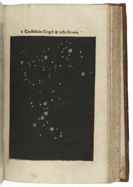 Institutio astronomica by Pierre Gassendi, 1657. Folger Shakespeare Library: 226- 933q.