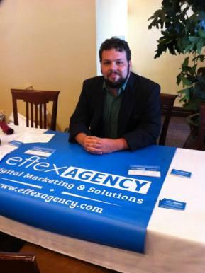 Effex Agency Digital Marketing & Solutions Travis Gibb EffexAgency.com