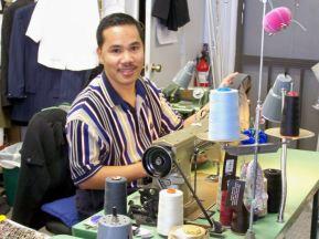 Ryan's Alterations Ryan Mguyen Professional Expert Work Ladies, Gentlemen & Children Wedding Gowns, Leather, Casual & Formal Wear Corner of Minton Rd. & Emerson Palm Bay, Fl 321-729-0092