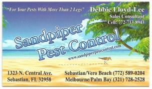 Sandpiper Pest Control 1