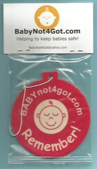 Helping to Keep Babies Safe !