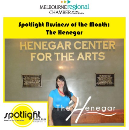 Henegar Center for the Arts