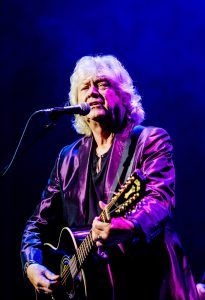 John Lodge of the Moody Blues plays the first night (03-09-16) of his first ever solo tour at Billingham Forum.