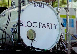 Bloc Party kicked off its U.S. tour at Albany's Alive at Five Thursday, July 21. Rob Jonas/Spotlight