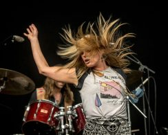 Grace Potter at Ommegang Brewery — Photo by Jim Gilbert