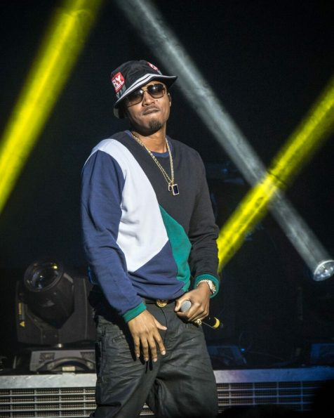 NAS at the Albany Palace Theatre — Photo by Jim Gilbert