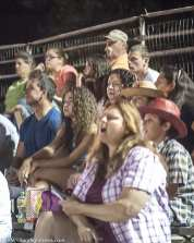 Spotted: Double M Professional Rodeo Aug 5 in Ballston Spa, NY.