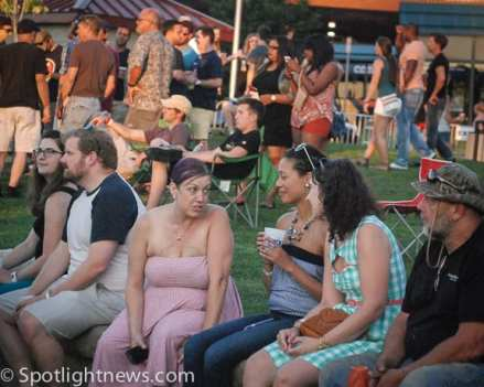 Spotted: Rockin on the River August 3 with Caroline Rose and Rabbit in the Rye.