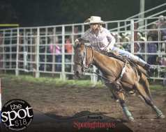 Spotted: Double M Professional Rodeo Sept 2 Ballston Spa