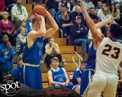 SPOTTED: Colonie vs. Shaker boys basketball Friday, Jan. 20. Photo by Rob Jonas/Spotlight
