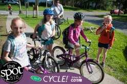 National Bike to School Day 2018 in Delmar