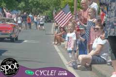 2019 Memorial Day Parade in Delmar. Photo by Michael Hallisey / Spotlight Newspapers