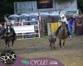 Double M Rodeo Friday July 26 in Malta. Fast track, mean bulls.