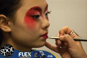 Behind the scenes of Cirque du Soleil's 'Ovo' before opening night at the Times Union Center in Albany on Wednesday, Jan. 29.