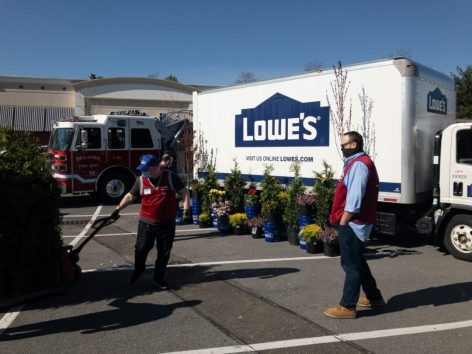 Lowes gift