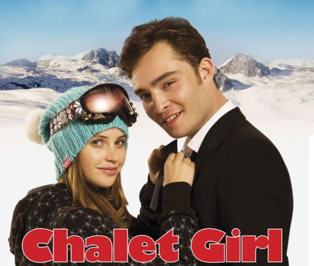 Thanks To Paramount Pictures We Had The Chance To See Director Phil Traills All About Steve Romantic Comedy Chalet Girl Before It Hits Australian