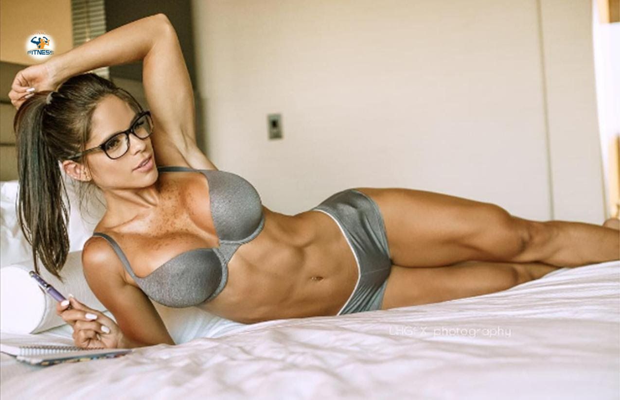 20 Things You Didnt Know About Fitness Model Michelle Lewin