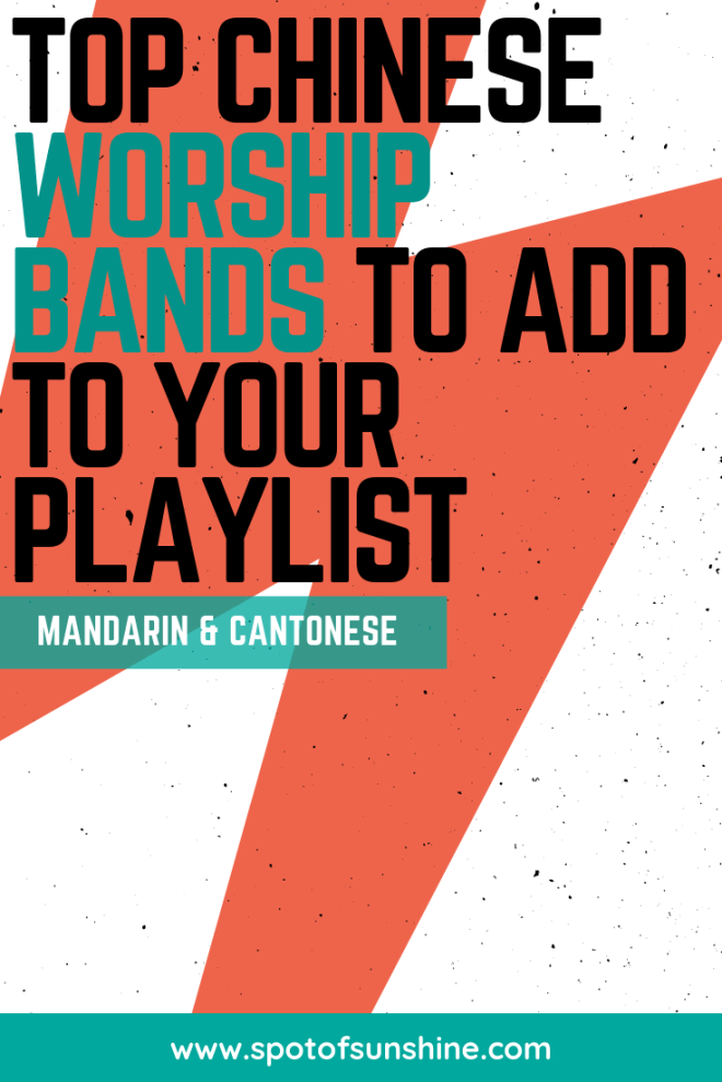 Top Chinese Worship Bands to Add to Your Playlist: Mandarin