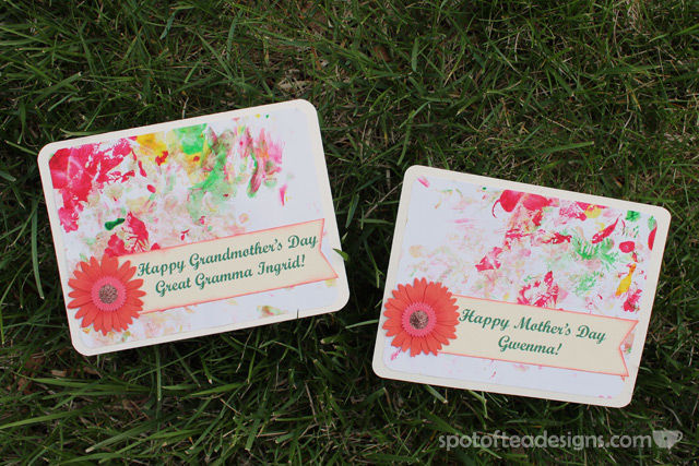 Baby made Mother's Day cards   spotofteadesigns.com