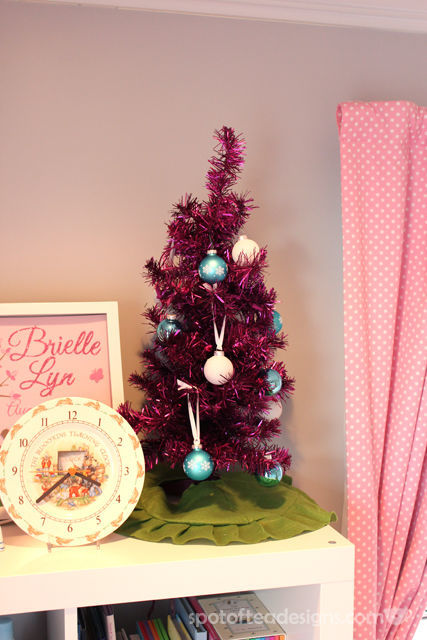 #Christmas Home Tour with Spotofteadesigns.com
