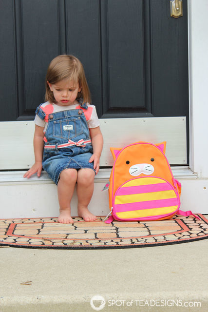 Holiday #gift #guide: character backpacks for toddlers | spotofteadesigns.com