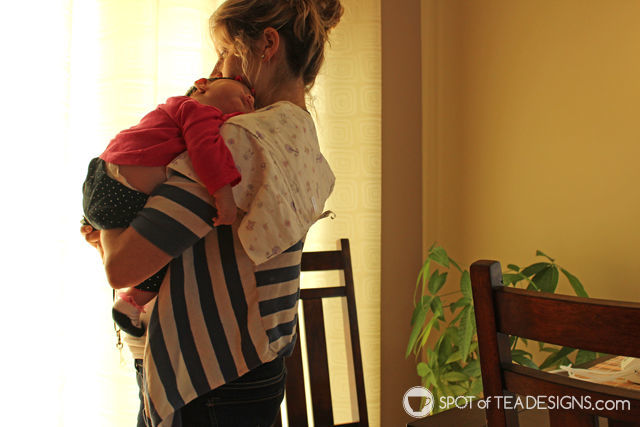 Recap of favorite photos of being a mom these last 3 years. #mothersday | spotofteadesigns.com