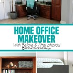 Home Office Makeover | Reveal Photos
