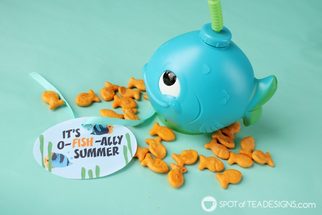 image regarding O Fish Ally Printable named Conclude of the University Calendar year Reward Strategy: O-Fish-Ally Summer months Desire