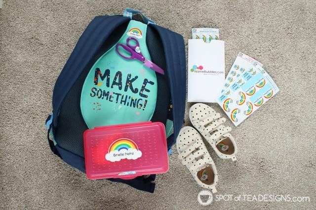 5 ways we're preparing our preschooler for kindergarten | spotofteadesigns.com