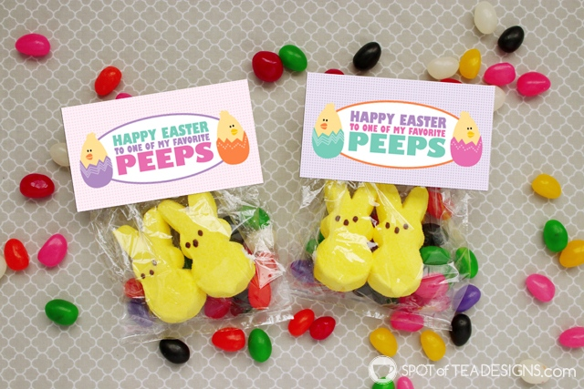 Easter party printables | spotofteadesigns.com