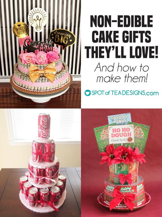 Astonishing Non Edible Cake Gifts Theyll Love Spot Of Tea Designs Funny Birthday Cards Online Alyptdamsfinfo