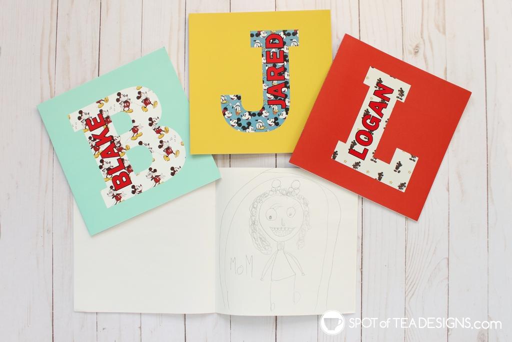 Cricut Disney Pattern Vinyl ideas - customize t-shirts, storage tubs and gifts   spotofteadesigns.com