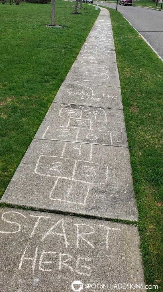 Favorite products for kids - sidewalk chalk   spotofteadesigns.com