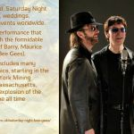 Saturday Night Bee Gees