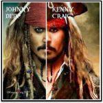 Jack Sparrow Lookalike