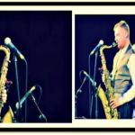 Sax Player Mike Smith