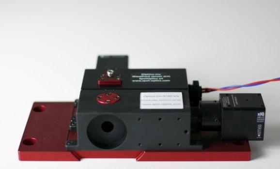 iOptino with standard camera