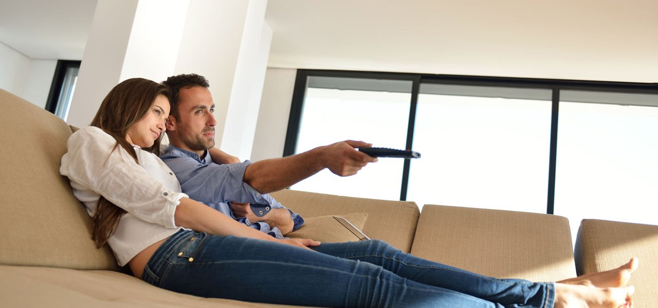 living-room-couple-remote-control