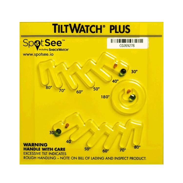 TiltWatch Plus by Spotsee