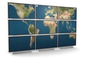 High Tech Equipment Application Mega Monitors SpotSee Applications