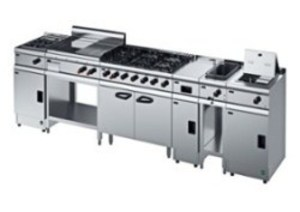 High Tech Equipment Application Kitchen SpotSee Applications